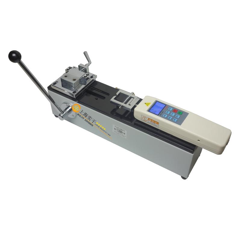 线束拉脱力测试仪_端子拉力测试仪可配多种夹具