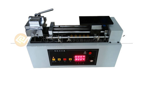 电动卧式测试台印刷包装